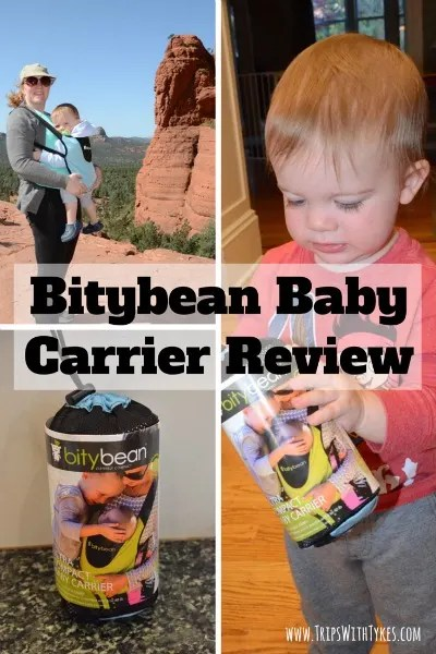 b0a7bea1732 Bitybean Baby Carrier Review   Giveaway - Trips With Tykes