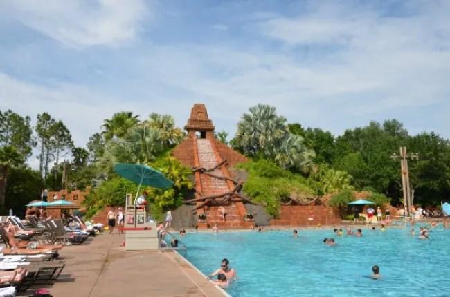 Dig Site Coronado Springs - Lost City of Cibola Pool