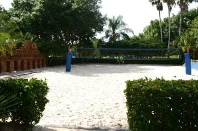 Dig Site Coronado Springs - Volleyball Court