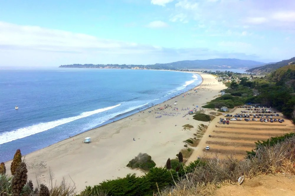 Day Trips Near San Francisco - Stinson Beach