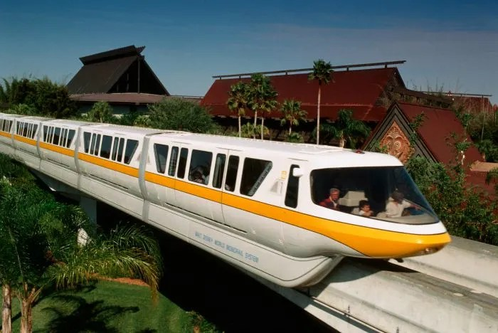 Disney Monorail Do You Need a Car Seat for Walt Disney World