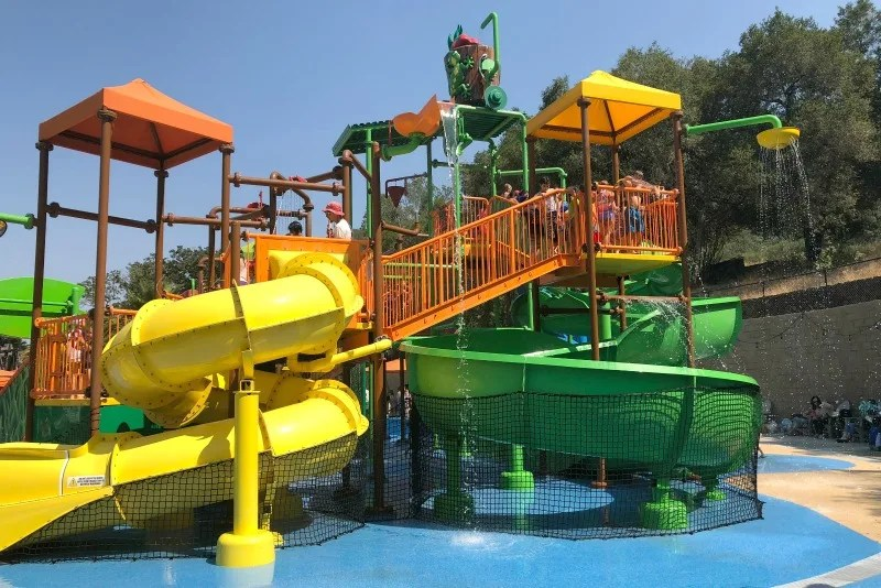 Gilroy Gardens Review - New Water Oasis