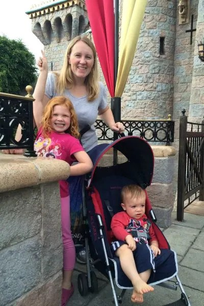 Money Saving Tips for Disneyland Bring Your Own Stroller