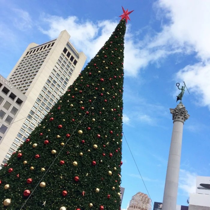 Christmas in San Francisco: 10 Things to Do with Kids to Celebrate the Holiday Season