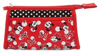 Disney Stocking Stuffers - Minnie Makeup Bag