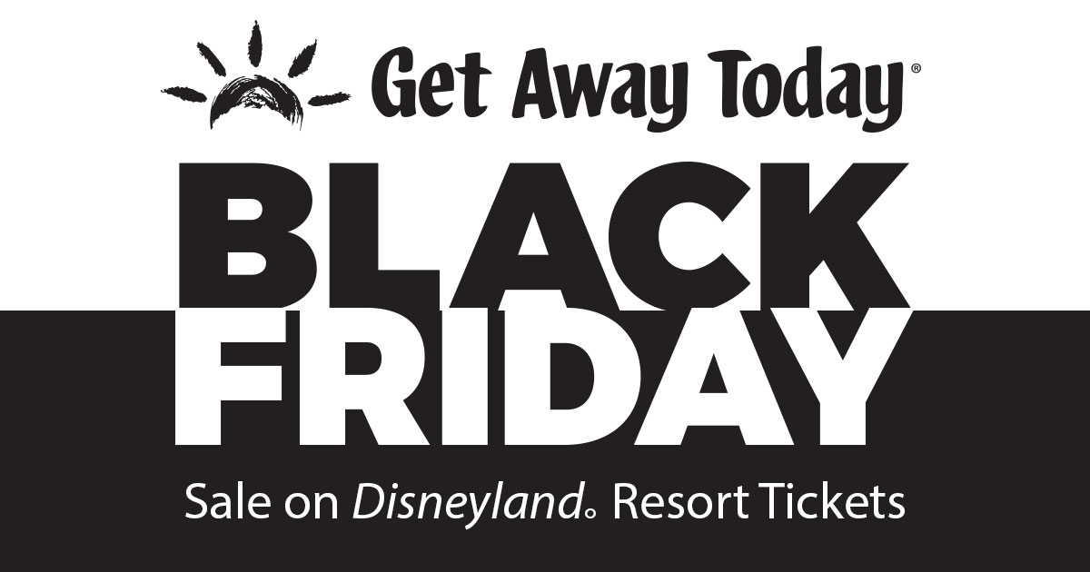 Get Away Today Black Friday