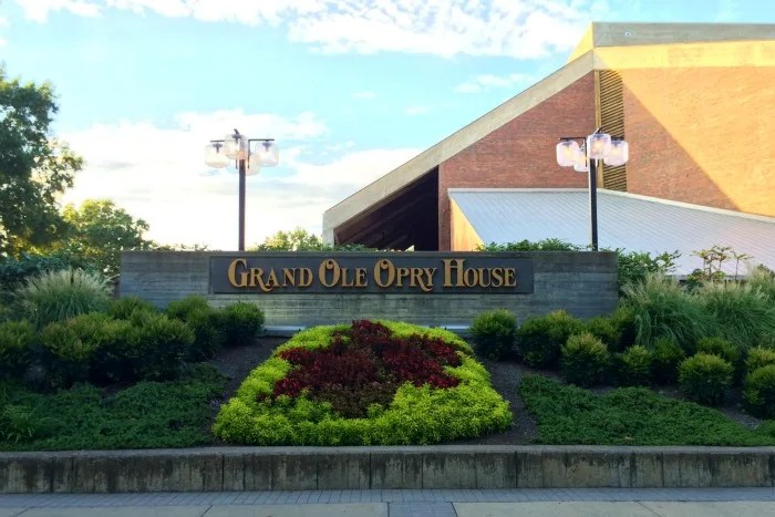 Nashville with Young Kids - Grand Ole Opry