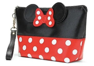 Disney Stocking Stuffers - Minnie Makeup Bag