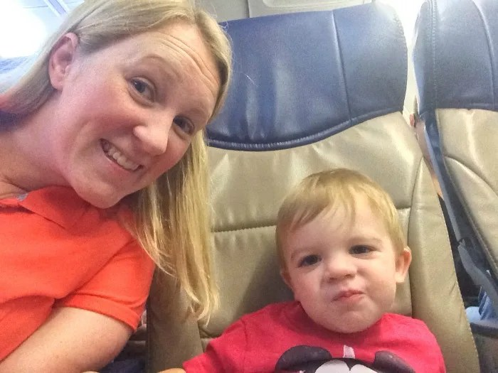 Flying with young kids? Find out how to improve your chances of sitting together as a family.