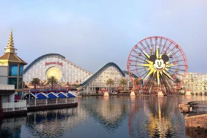 Tips for Flying to Disneyland 1
