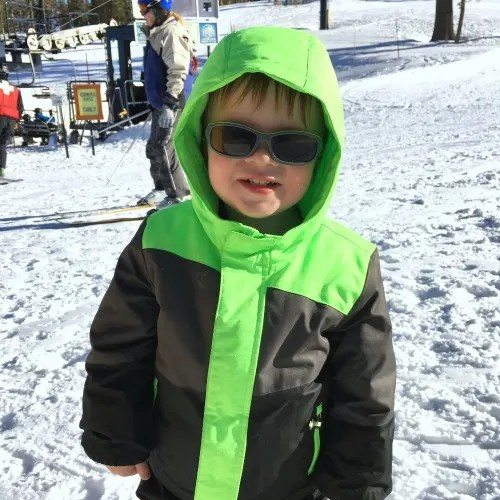 Skiing with Toddlers and Preschoolers - Snow Play