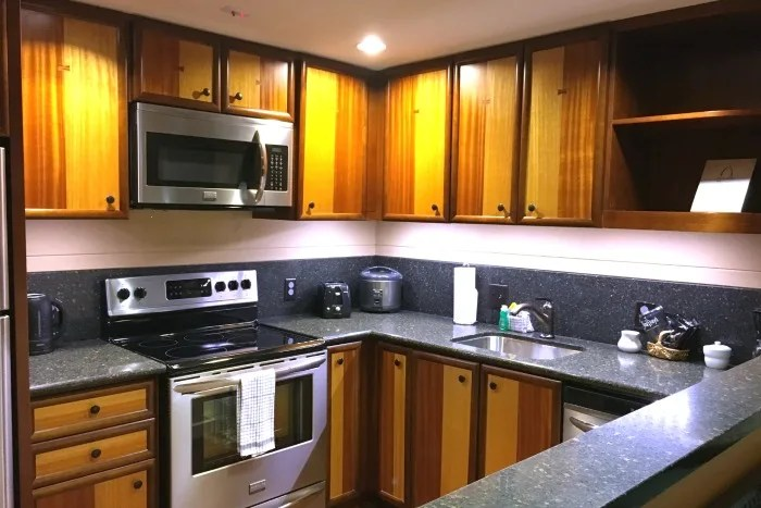Vacation Rental Sites - Kitchen in DVC Property