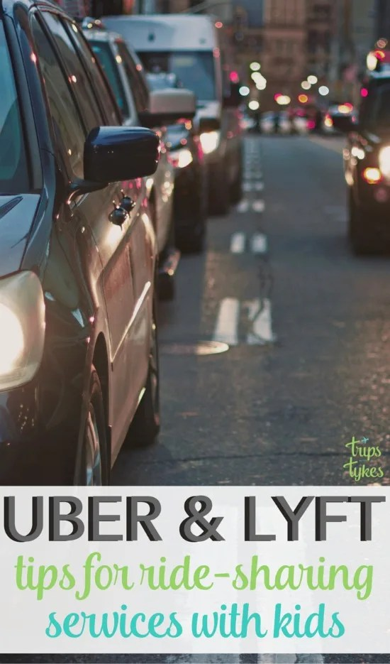 Ride-sharing services like Uber and Lyft are all the rage, but are they right for family travelers? Find out how you can use Uber and Lyft even with kids and get tips for having the best experience.
