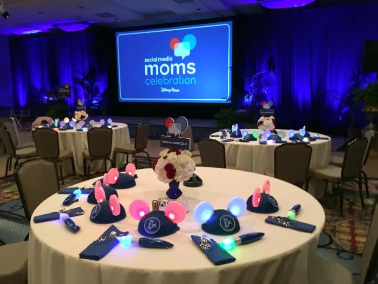 Disney Social Media Moms On the Road Disneyland - Conference Venue