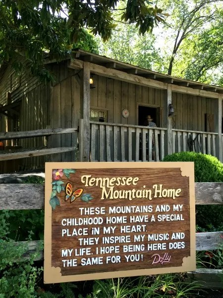 Dollywood with Kids - Tennessee Mountain Home