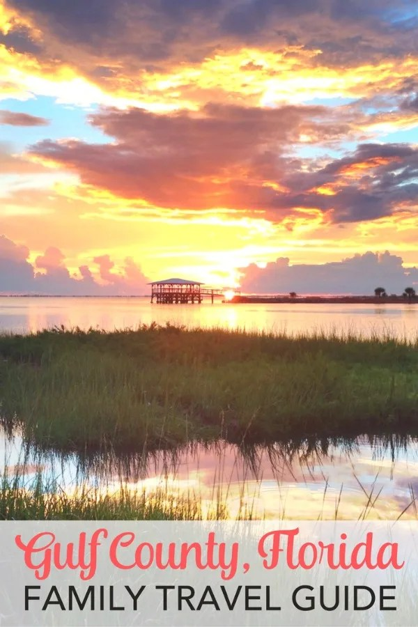 Gulf County, Florida in the Florida Panhandle offers a quieter beach and outdoor experience. Find out what family travelers will love about a visit during any season year-round.