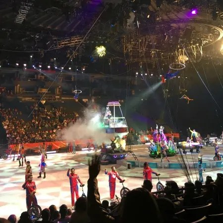 Ringling Bros Out of This World - Finale