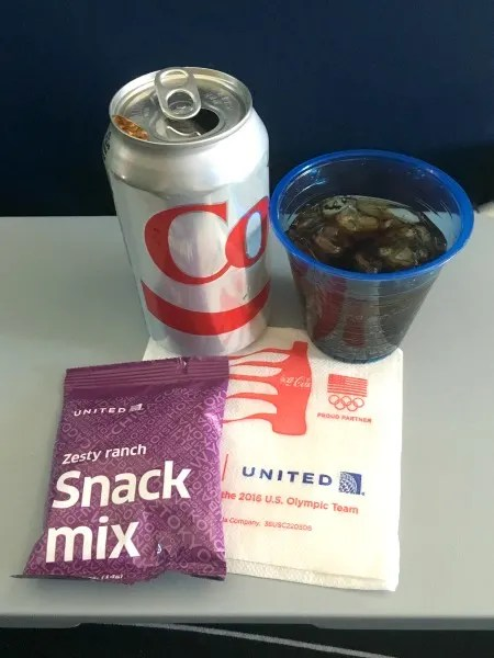 United with Kids - Snacks and Drinks