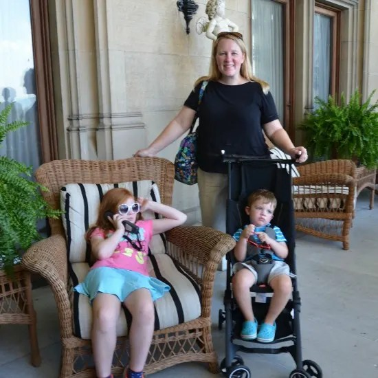 Biltmore Estate with Kids - Audio Tour