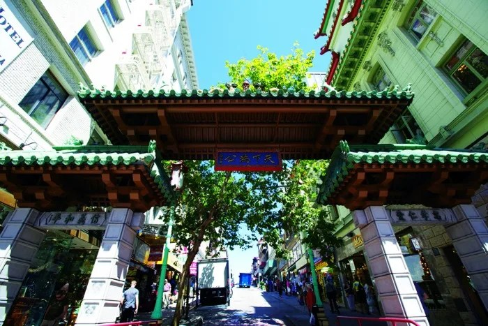 Free Things to Do in San Francisco with Kids - Chinatown Gate