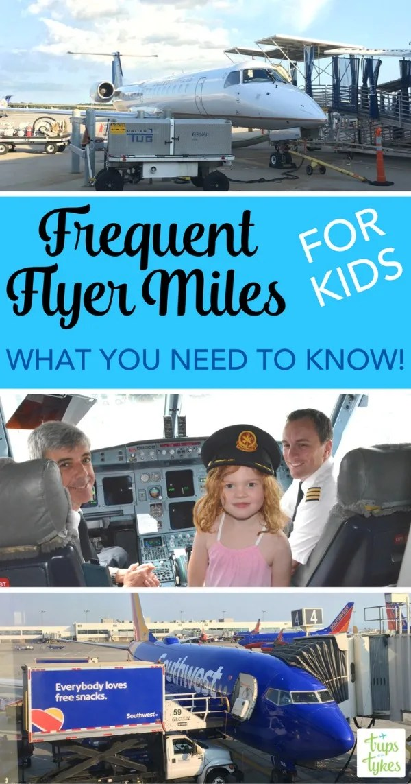Frequent Flyer Accounts for Kids: Have you been procrastinating getting frequent flyer accounts for your kids? Think your family doesn't fly enough to make it worthwhile? Myths debunked and tips for getting more free travel for your family!