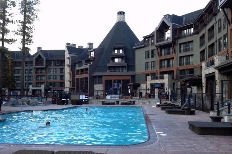 Skiing Northstar with Kids - Ritz Carlton Lake Tahoe