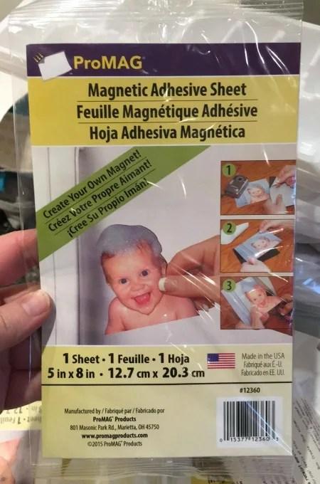 Disney Cruise Door Magnets - Magnetic Paper