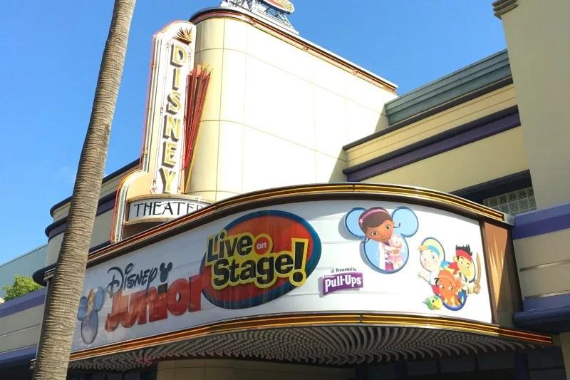 Disneyland with Preschoolers: Disney Junior Live on Stage