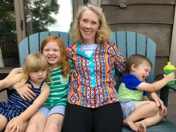 North Carolina High Country - Grandma with Toddlers