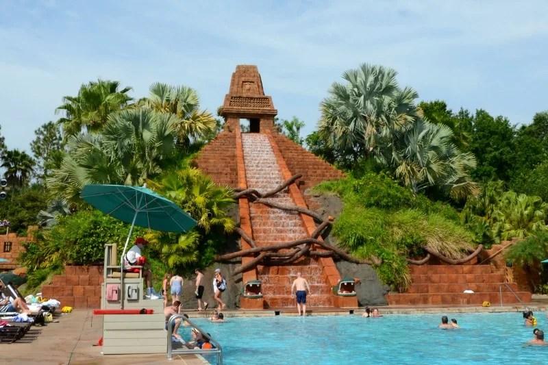 Disney World Resorts - Coronado Springs Dig Site Pool