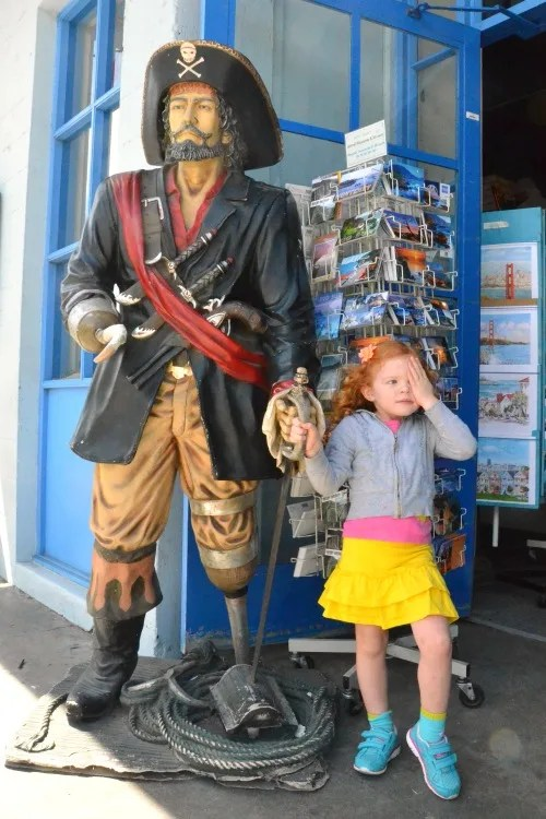 Things to do in Monterey California with Kids - Cannery Row