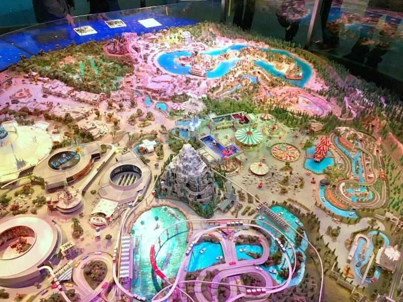 Walt Disney Family Museum - Disneyland Model