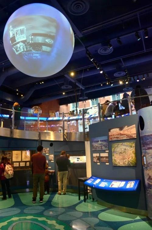 Walt Disney Family Museum - Exhibits
