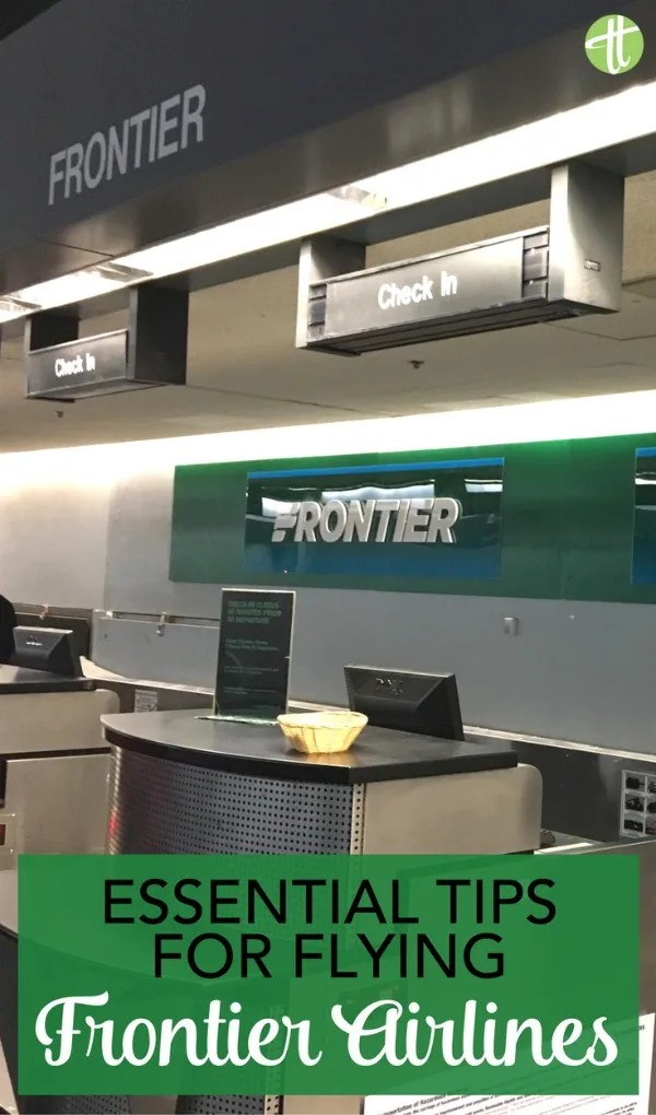 Considering flying on Frontier Airlines? Expert tips for the budget airline, from navigating carry on and checked baggage fees to seating, amenities and more. Plus whether the money savings are worth it.
