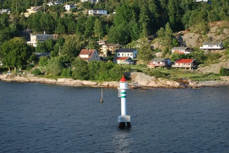 Olso with Kids - Oslofjord