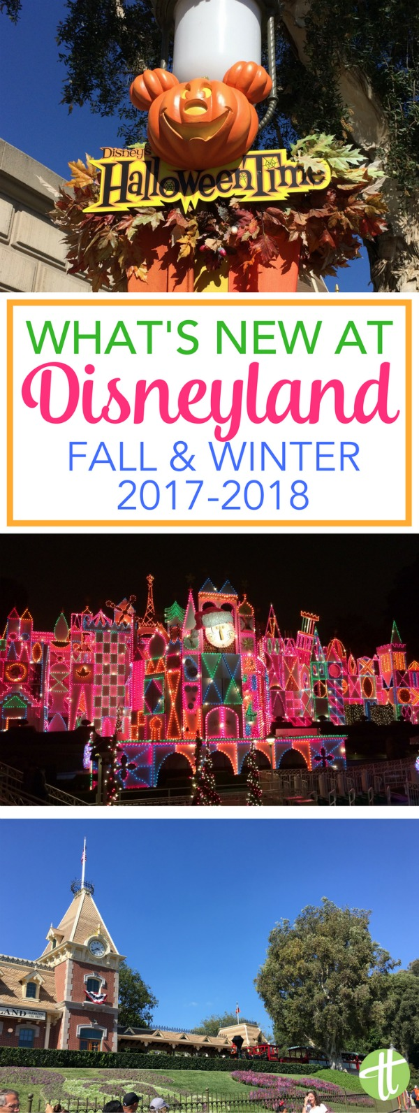 What S New At Disneyland Fall Amp Winter 2017 Guide Trips