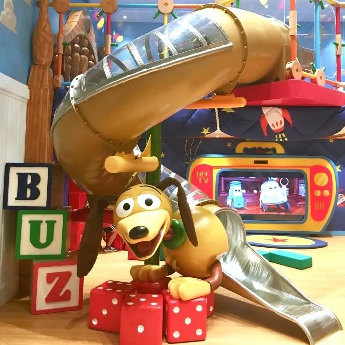 Disney Cruise Mistakes - Oceaneer Club Andys Room