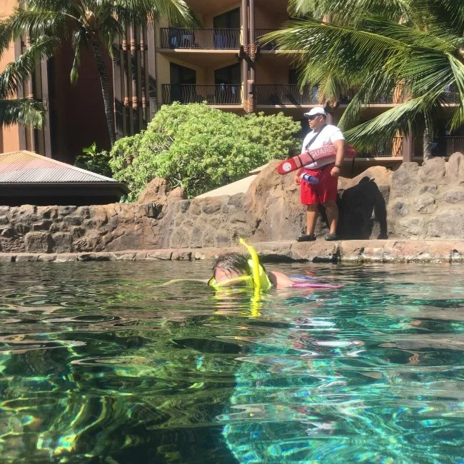 Disney Aulani Splurges - Rainbow Reef