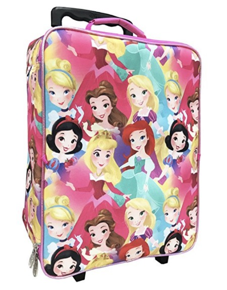 Disney Princess Luggage Set
