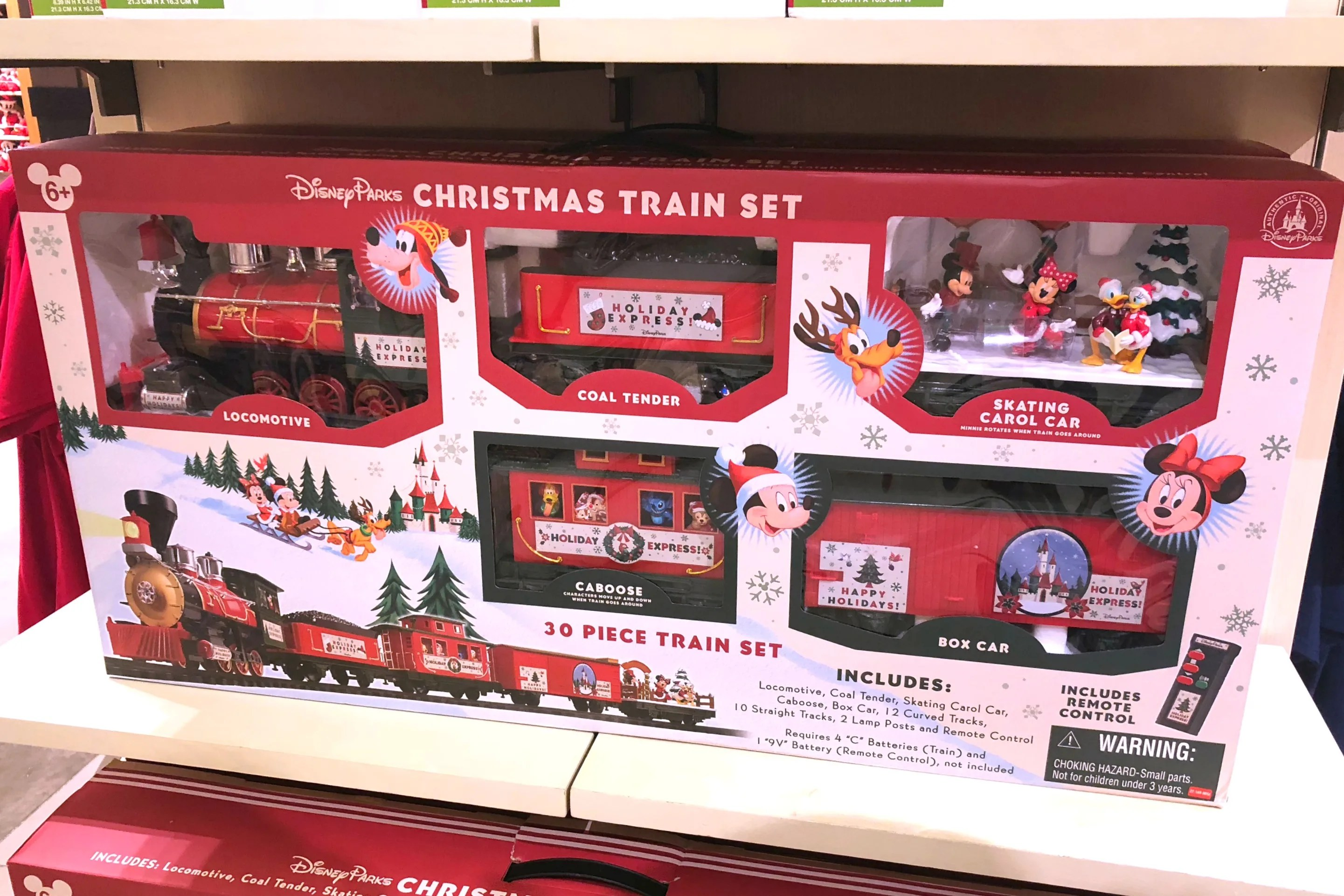 Disneyland Holidays - Merchandise - Holiday Train