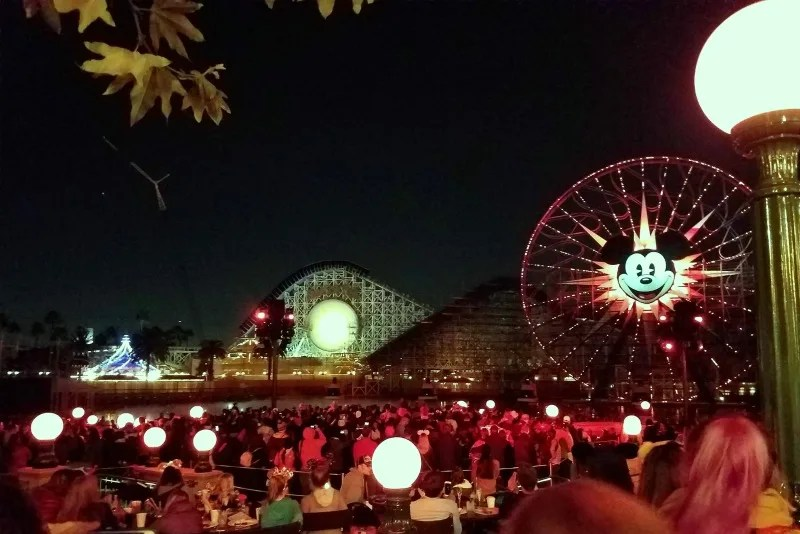 Disneyland Lunar New Year - World of Color Hurry Home