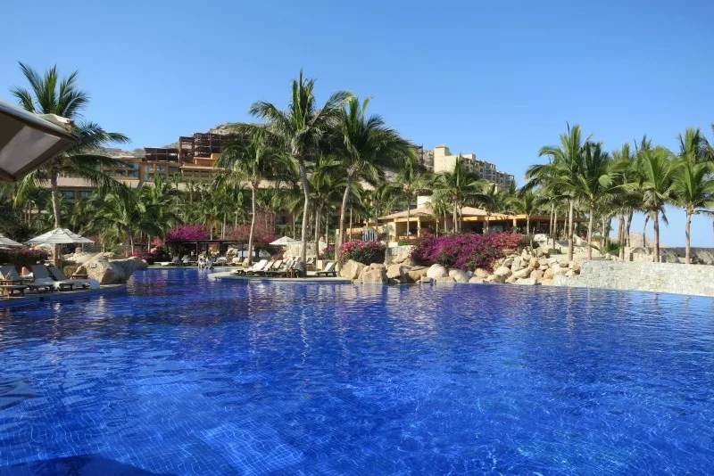 Warm Weather Winter Getaways - Cabo San Lucas Fiesta Americana
