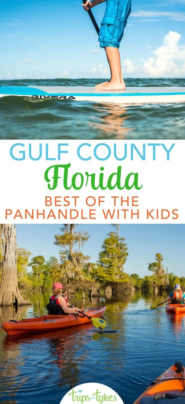 Guide to Gulf County Florida for Families - The best activities and things to do in the Florida Panhandle with kids. #InGulf #GulfCounty #Florida #VisitFlorida