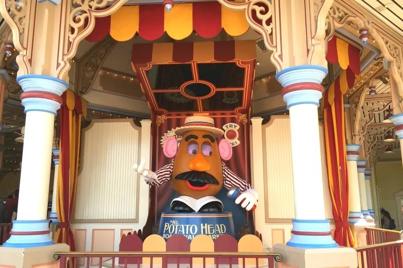 New at Disneyland Spring Summer 2018 - Toy Story Mania in Pixar Pier