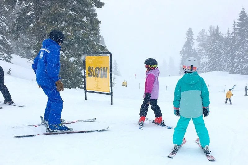 Why Ski School is Worth It for Kids