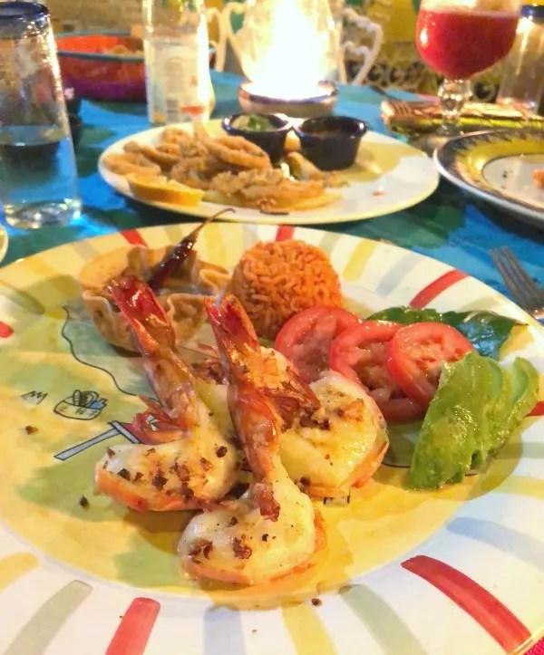 Southwest Inaugural Flight to Cabo - The Office Baja Shrimp