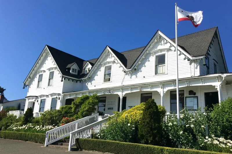 California's Mendocino County with Kids - Little River Inn