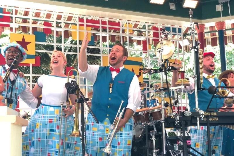 Pixar Fest at Disneyland - Pixarmonic Orchestra