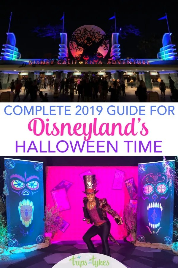 Halloween Time At Disneyland Everything You Need To Know