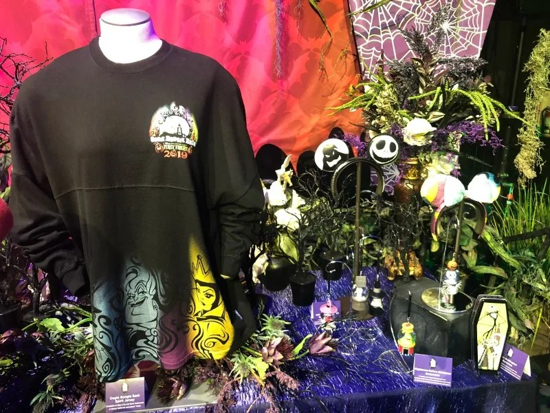Disneyland Halloween Time Merchandise